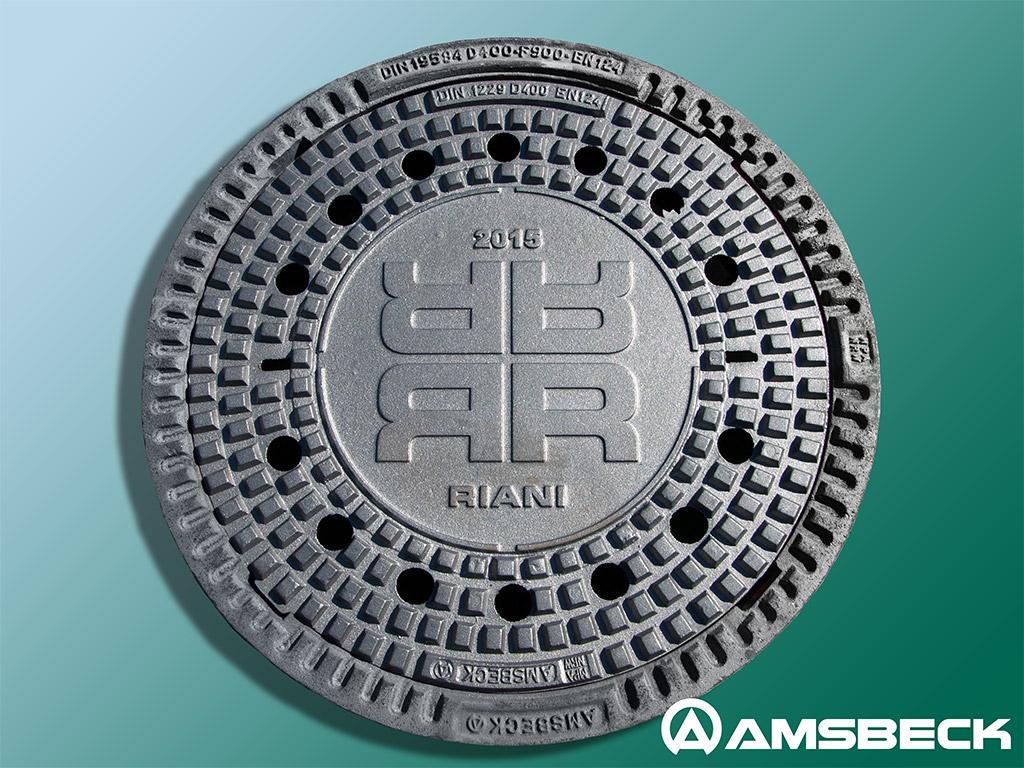 Unterschiedlich Amsbeck Beton-Guss GmbH | Beton Guss | Referenzen RO49